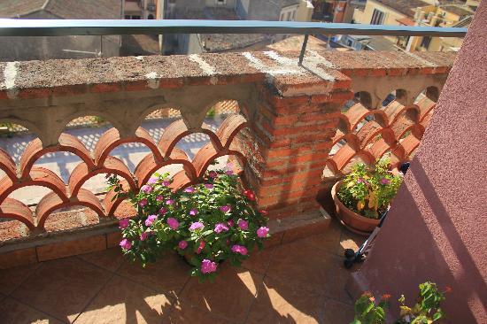 B&B Sorriso: Terrace