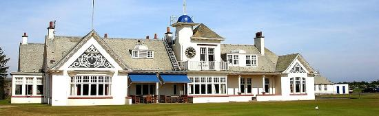 Carnoustie, UK: Panmure Golf Club - The 19th Hole