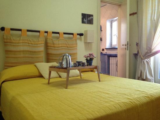 La Casa Di Bruno: la stanza gialla