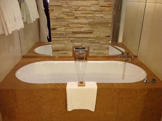 Four Seasons Hotel Denver: Bathtub