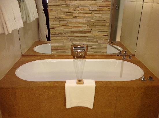 Four Seasons Hotel Denver: Bathtub 