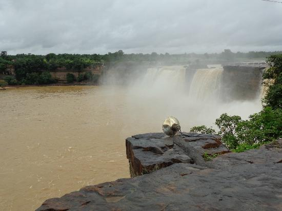 Jagdalpur, India: Chitrakot Waterfall