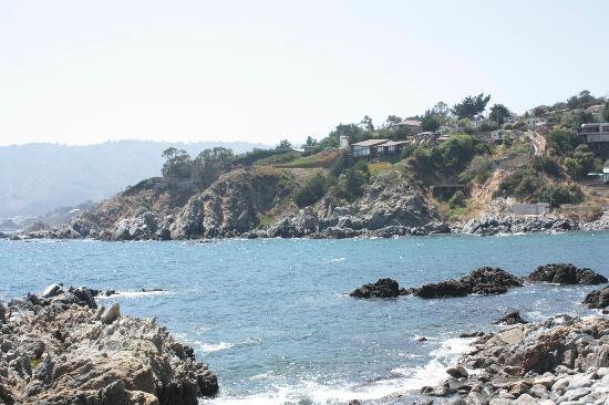 Miramar: Caleta de Quintay