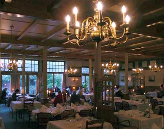 Schiermonnikoog, Hollanda: Diningroom