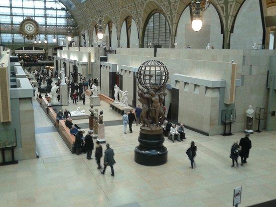 Zdjęcia Musee d'Orsay, Paryż
