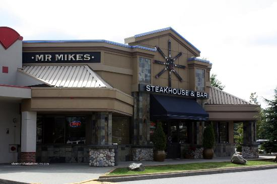 MR MIKES SteakhouseCasual: location