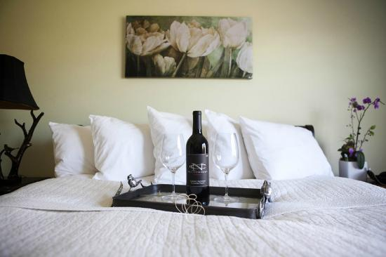 The Purple Orchid Wine Country & Spa: Meadowlark