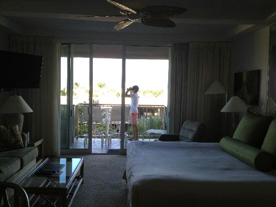 Aston at The Whaler on Kaanapali Beach: Our room