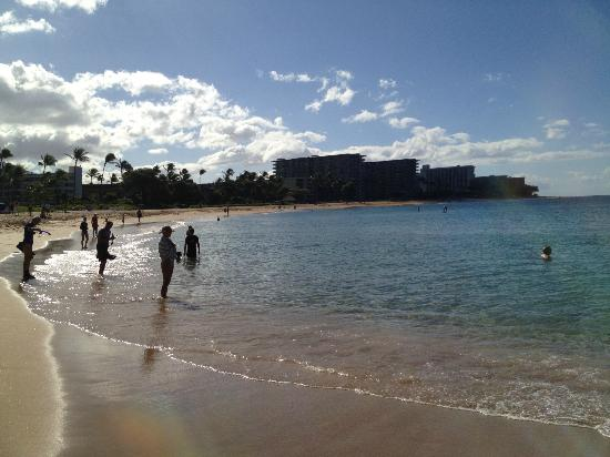 Aston at The Whaler on Kaanapali Beach: Beach