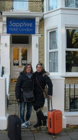 Sapphire Hotel London: Ottima esperienza!