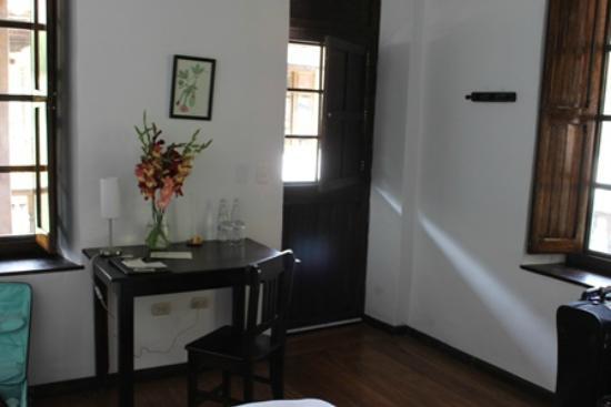 El Albergue Ollantaytambo: Room entry