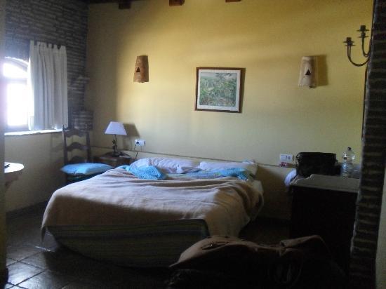Casa Rural Leonor : Con ventanal de bonitas vistas