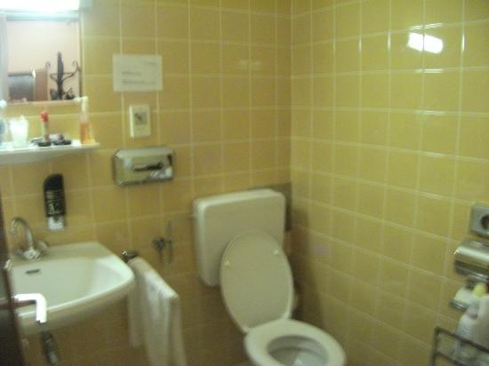 Hotel Mariahilf : Bathroom