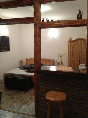 Kronstadt Studios : Sleeping area