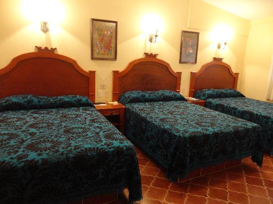 Hotel Posada del Rey: Habitación