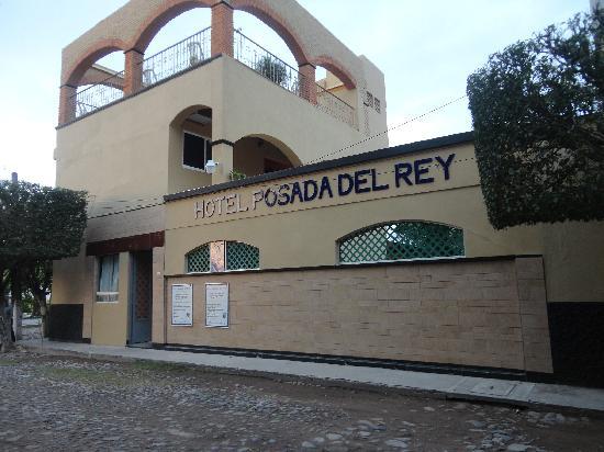Hotel Posada del Rey: Fachada