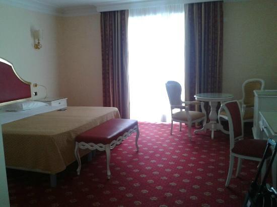 Hotel All'Alba: camera