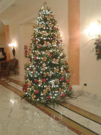 Hotel All'Alba: Hall