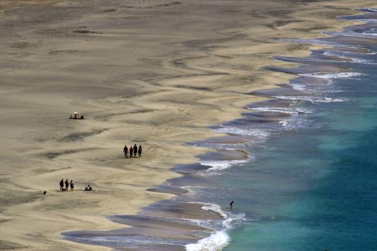 Foya Branca Resort Hotel : Der Strand bei Sao Pedro