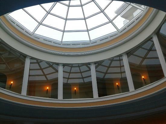 Hotel All'Alba: dettaglio piscina