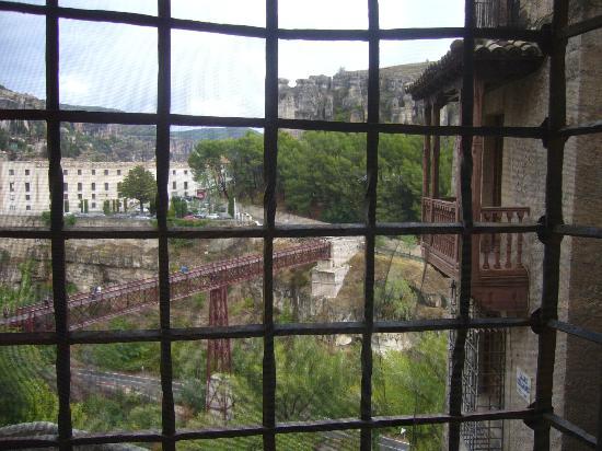 Meson Casas Colgadas : Vistas Panorámicas desde el Meson