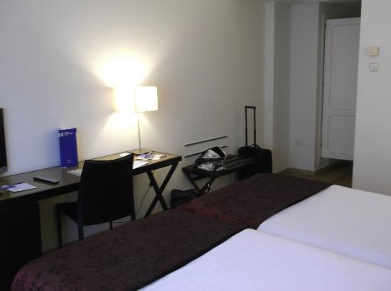 Hotel Exe Guadalete: di fronte al letto