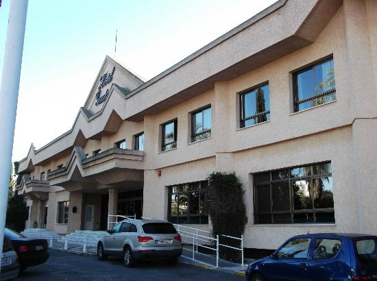 Hotel Exe Guadalete: facciata principale