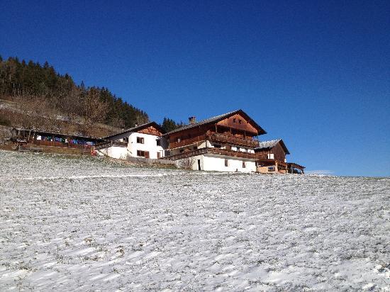 Zehrehof: Ah, la neve... Che fascino!