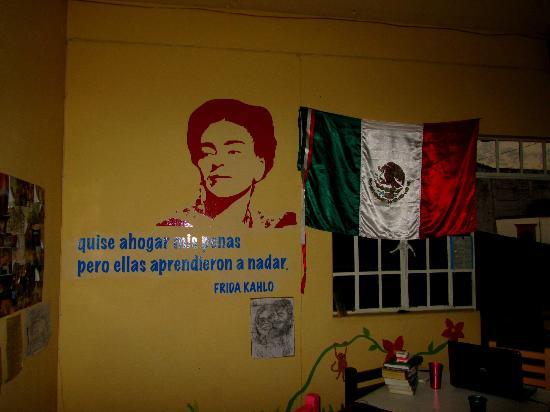 Oasis Hostel: Frida Kahlo