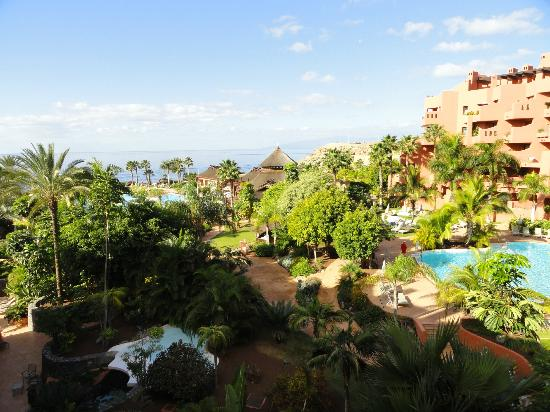 Sheraton La Caleta Resort & Spa: View to hotel grounds.