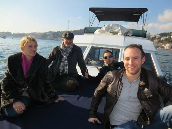 The Other Tour: On the Bosphorus