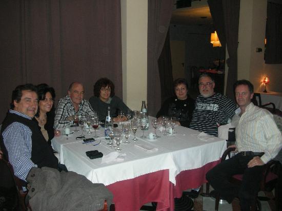 La Lluna Restaurant : amiguetes