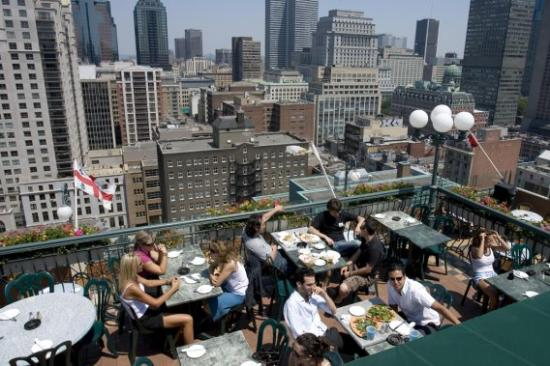 Restaurant New York Montreal Nord Menu
