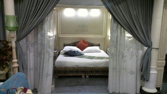 Hotel Amar: suite..