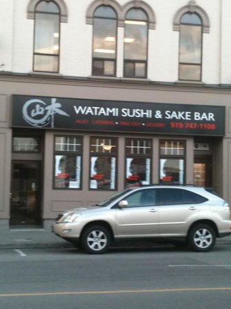Watami Sushi and Sake Bar