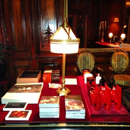 Veranda Picture Of Hotel Costes Paris Tripadvisor