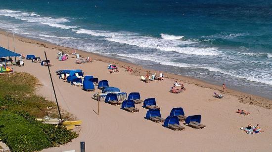 Beachcomber Resort and Villas : vue de la chambre