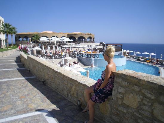 Kalithea Mare Palace: Aphrodite pool