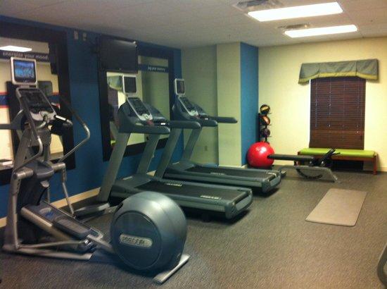 Hampton Inn Okeechobee - Lake Okeechobee: Fitness Facility