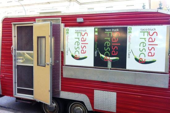 Salsa Fresca Taco Truck
