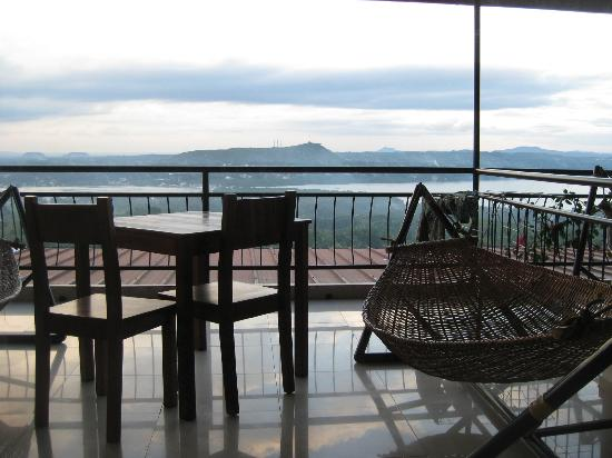 ‪‪Bohol Vantage Resort‬: Your balcony