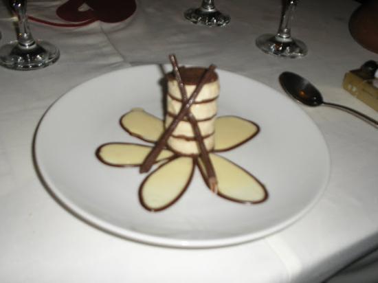 The Oyster Bar : dessert