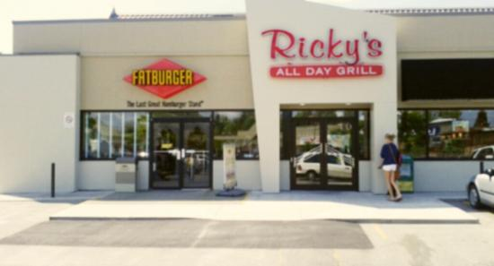 Ricky's All Day Grill Ladner