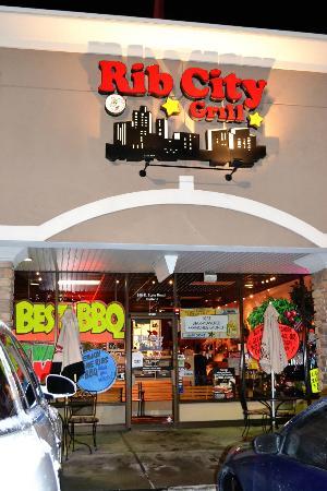 Rib City Grill