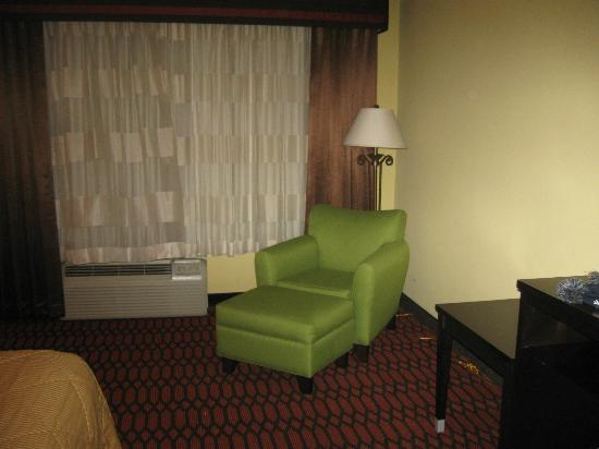 Comfort Inn Harrisburg: Our room