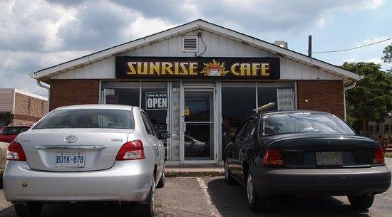 Sunrise Cafe St Catharines