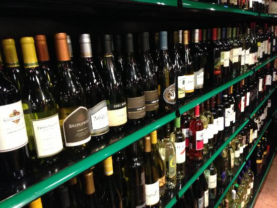 Partridge in a Pantry Deli: We have wine and beer too!