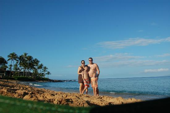 Napili Village: Great Family Time