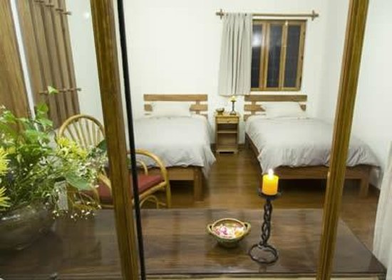 Maison Fortaleza: my room