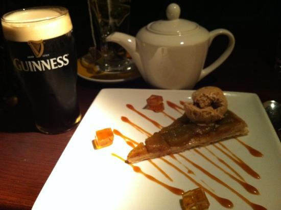 Tom Sheridan's Bar and Restaurant : figs tarte tartin